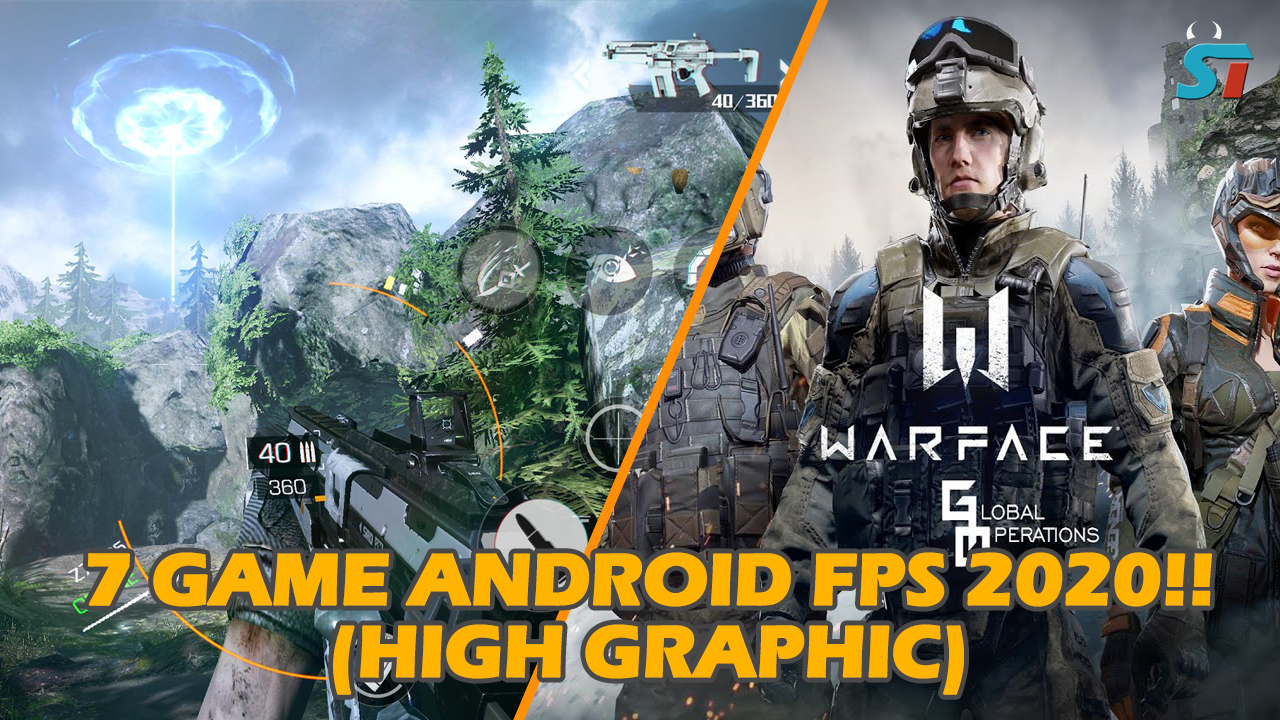 game fps android 2020
